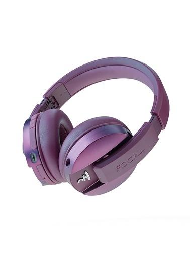 Focal Focal Listen Chic Mor Wireless Bluetooth Kulak Üstü Kulaklık Mor